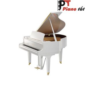 Dan Piano Yamaha Grand G5e White